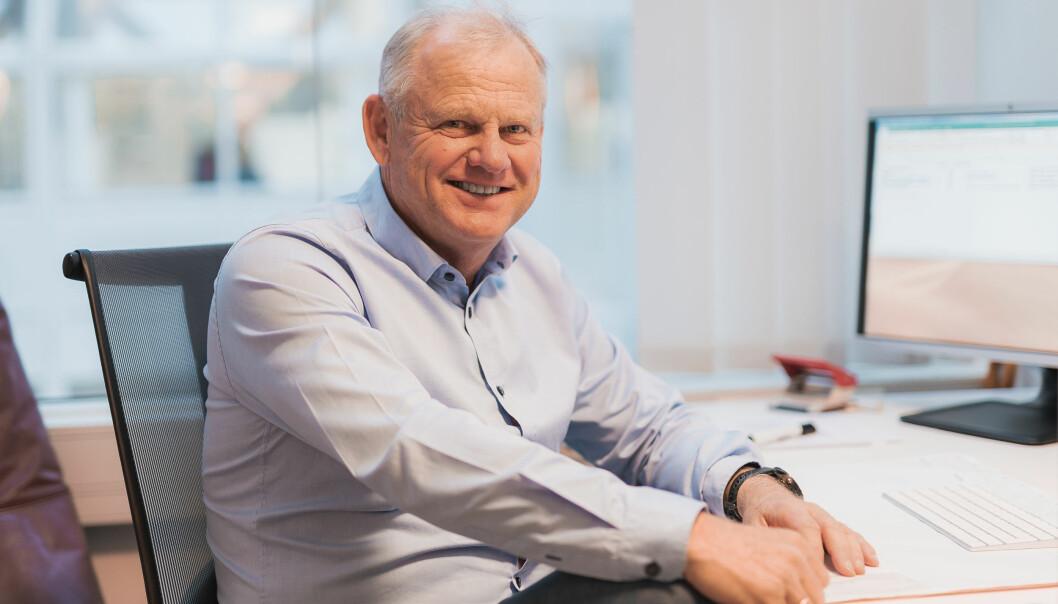 Nils Høgevold er professor ved institutt for markedsføring ved Høyskolen Kristiania.