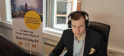 Jørgen tok idrettsmentaliteten med seg inn i jobben: – Jeg ser litt på det som en konkurranse