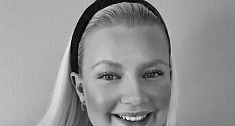 Malin (24) studerer salg på Kristiania:– Jeg håper det kommer flere kvinner