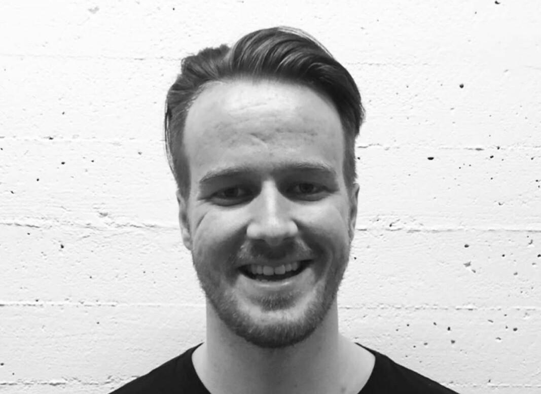 Lars Ove Aarstad studerer markedsøfring og salgsledelse.