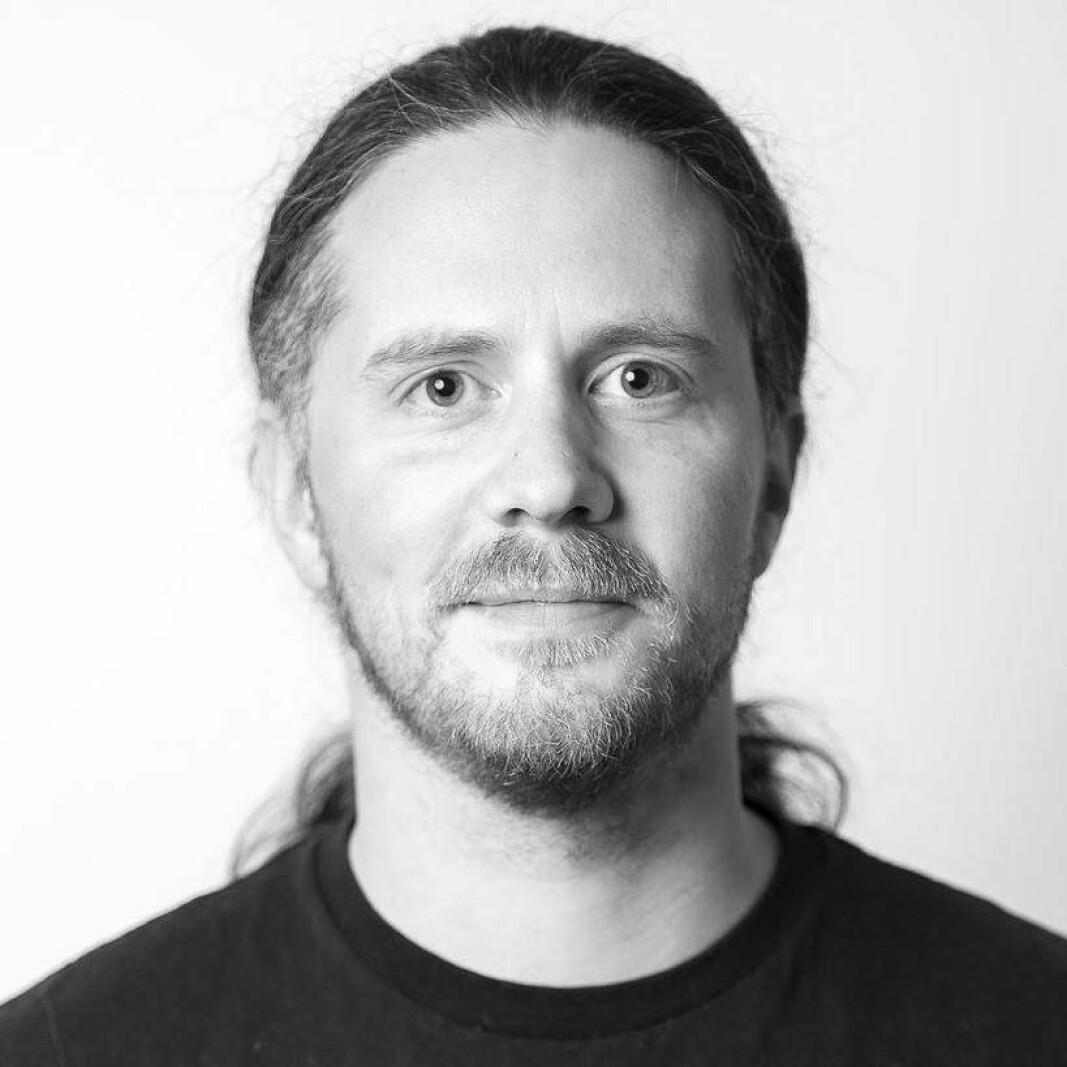 Jan Erlend Holmen i Consort leder salgskurset Consort Class.
