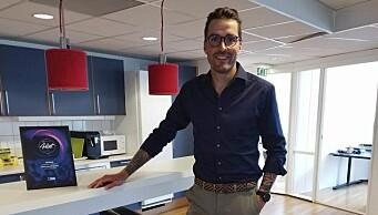 Magnus Moan er klar for nye utfordringer både på jobb og dansegulvet denne høsten.