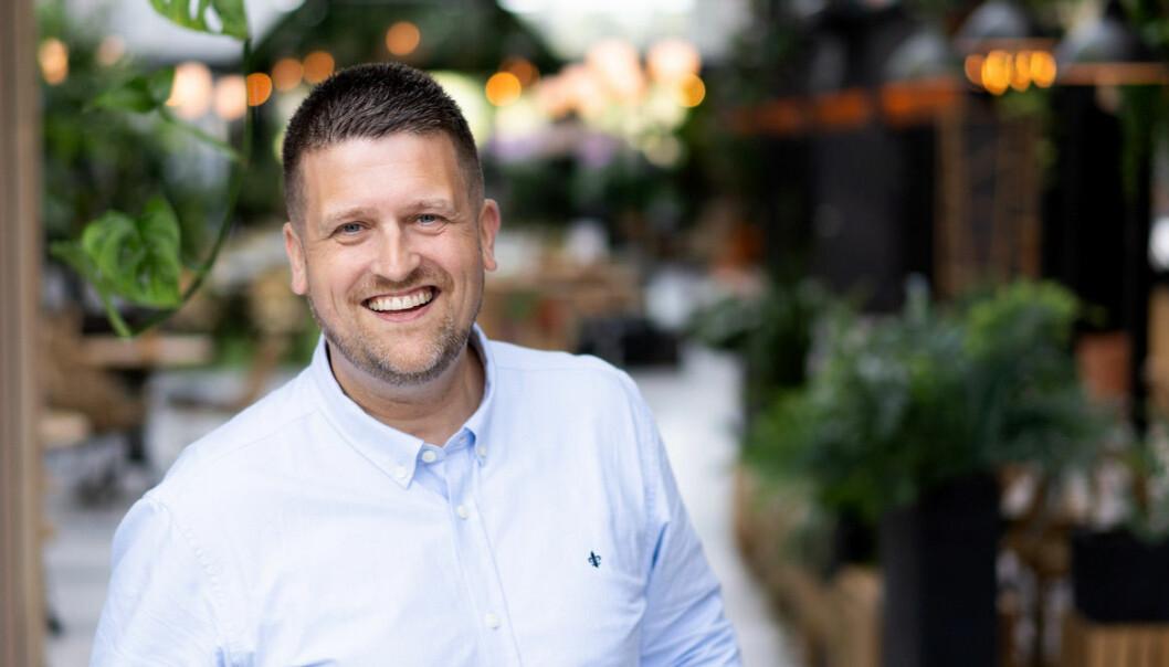 Kåre Sele Krogedal jobber som daglig leder i SalesJobs Rogaland AS.