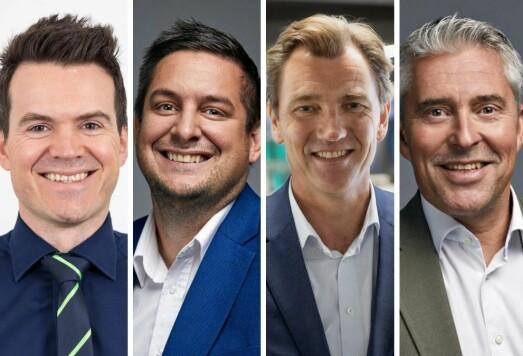 Elkjøp Norge får ny sjef: Trygve Hillesland overtar sjefsstolen
