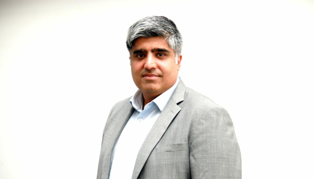 Simab Ghazanfar i Ekstern Partner har en egen strategi for å ansette nye ledere i selskapet.