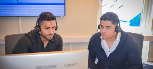Brødrene tjener millionlønn på telefonsalg: – Et medfødt talent