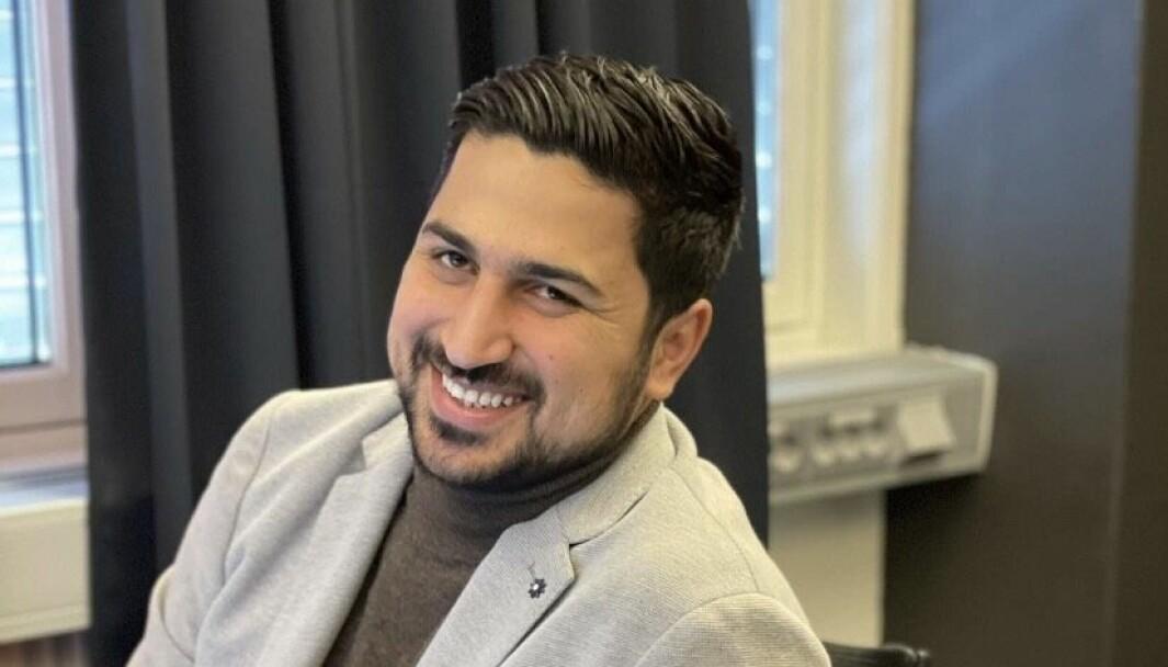 Aso Aram har store ambisjoner for sitt nye salgsbyrå, Call Partner.