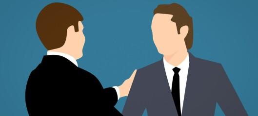 Kursholderen deler sine tips til closing av salget