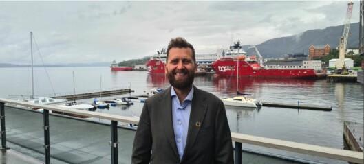 Alexander ga jobben i Danmark en sjanse – i dag er han salgsdirektør