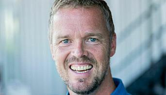 Partner og markedsføringssjef Arild Vik.