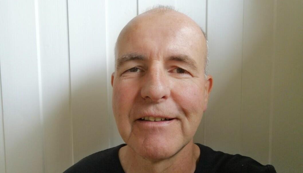 Geir Bodin fikk en oppvekker for 15 år siden. Det er han evig takknemlig for i dag.
