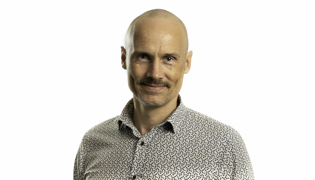 Marius Jørgensen mener landskapet de konkurrerer i begynner å spisse seg til.