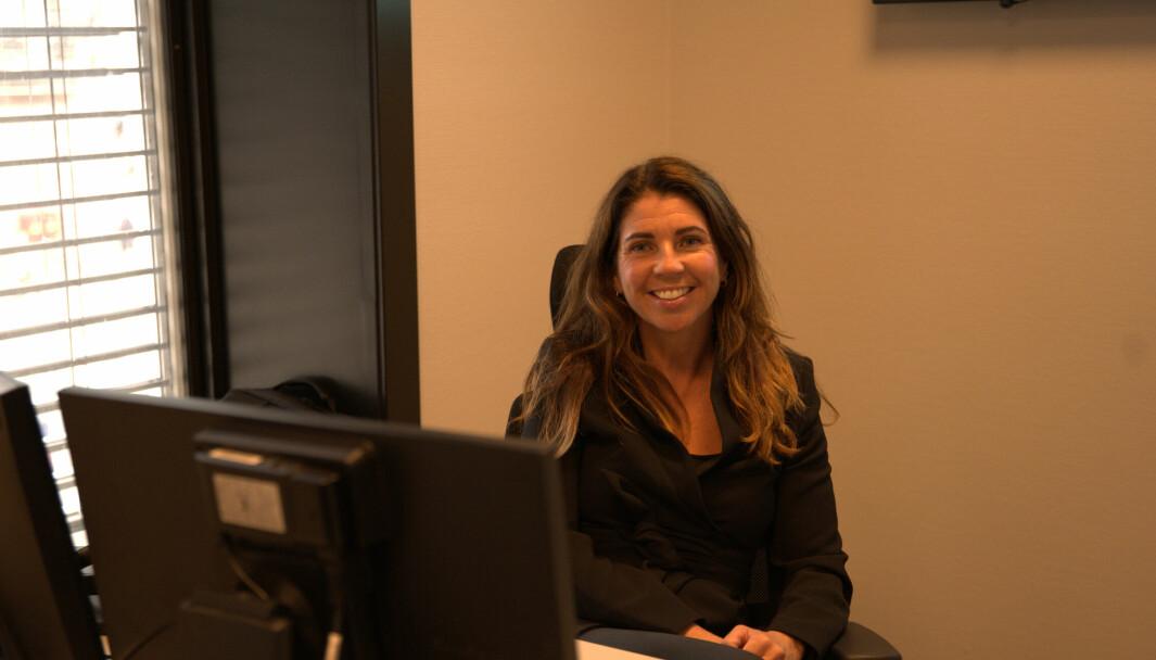 Lise Lillevold har jobbet i Bauer Media i én måned. Salgssjefen er svært begeistret over kompetansen i avdelingen.