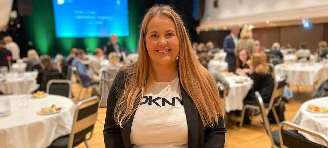 Mariell etterlyser salgskvinner på scenen: – Savner at flere viser seg fram
