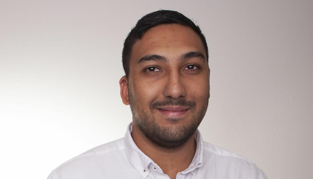 Mohammad Khojasteh er teamleder i Din Salgskonsulent.
