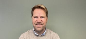 Øystein er ny Head of Sales Development i KPMG