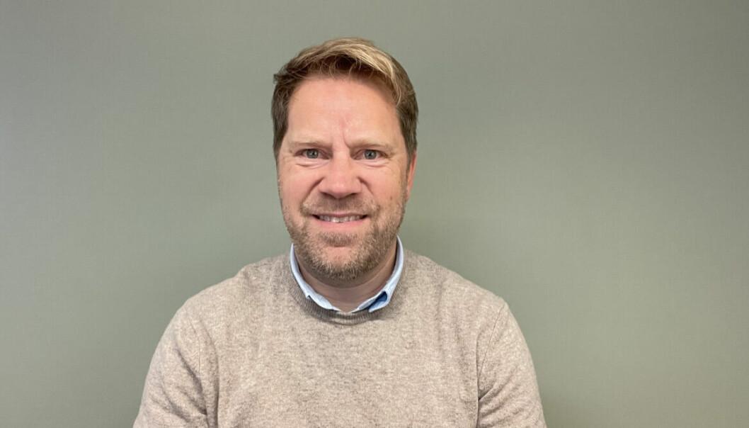 Øystein Werner ser frem til å bidra med sin kompetanse og erfaring i KPMG