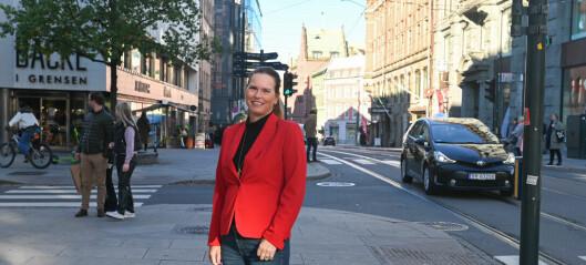 Hilde etterlyser kvinnelige ledere i salgsbransjen: – Yrkeslivet i Norge er latterlig gammeldags