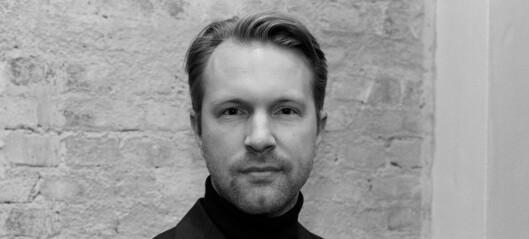 Fredrik er ny CMO hos SuperOffice